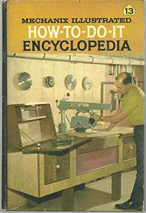 MECHANIX ILLUSTRATED HOW TO DO IT ENCYCLOPEDIA