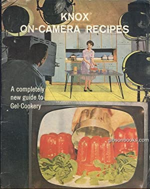 KNOX ON CAMERA RECIPES, A COMPLETELY NEW: Knox Gelatine