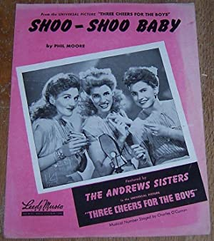 SHOO-SHOO BABY: Sheet Music