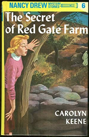 SECRET OF RED GATE FARM: Keene, Carolyn