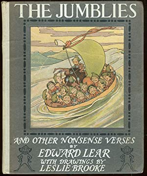 JUMBLIES AND OTHER NONSENSE VERSES: Lear, Edward