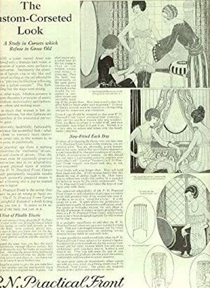 1921 LADIES HOME JOURNAL ADVERTISEMENT FOR P.: Advertisement