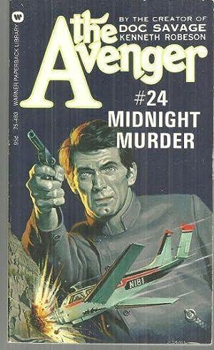 MIDNIGHT MURDER: Robeson, Kenneth