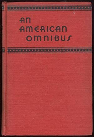 AMERICAN OMNIBUS: Van Doren, Carl Editor