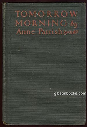 TOMORROW MORNING: Parrish, Anne