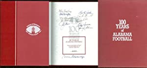 100 YEARS OF ALABAMA FOOTBALL A Century: Schoor, Gene