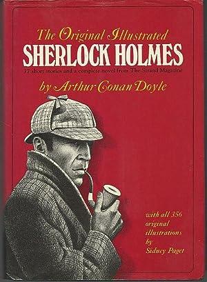 ORIGINAL ILLUSTRATED SHERLOCK HOLMES 37 Short Stories: Doyle, Sir Arthur