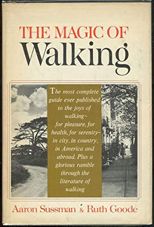 MAGIC OF WALKING: Sussman, Aaron