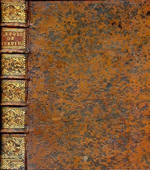 Tractatus de Servitutibus, tam Urbanorum, quam Rusticorum: Cipolla Bartolomeo (et