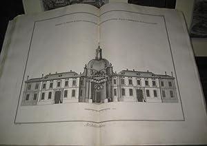 Architecture. Recueil de Planches, sur les sciences,: Diderot Denis -
