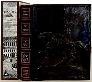 Regalità di Torino. Presentazione di Giuseppe Pella: Brosio Valentino (a