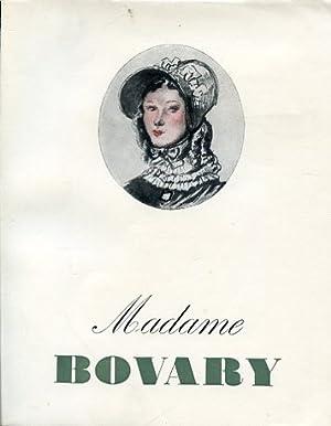 Madame Bovary. Illustrations de Pierre Noël: Flaubert Gustave