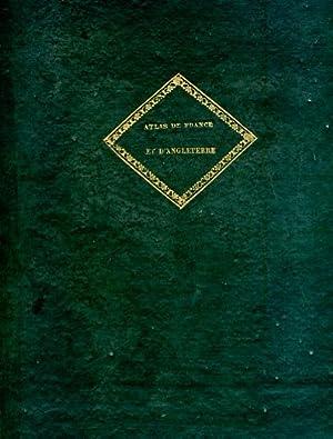 Atlas de la France, composé de trente: Houzé Antoine Philippe