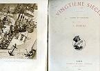 Le Vingtième Siècle. Texte et dessins par: Robida Albert