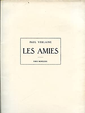 Les Amies: Verlaine Paul