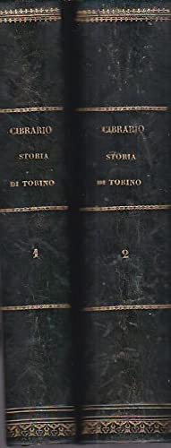 Storia di Torino: Cibrario Luigi