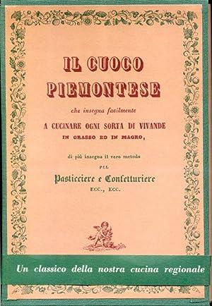 Il Cuoco Piemontese che insegna facilmente a