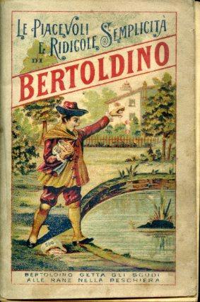 Le piacevoli e ridicolose semplicità di Bertoldino: Croce Giulio Cesare