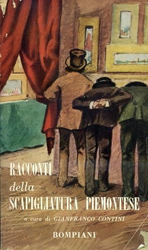 Racconti della scapigliatura piemontese: Contini Gianfranco (a
