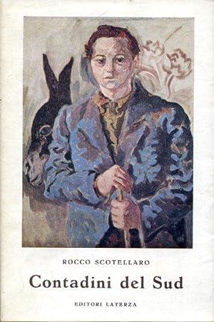 Contadini del Sud. Prefazione di Manlio Rossi Doria. Seconda edizione: Scotellaro Rocco