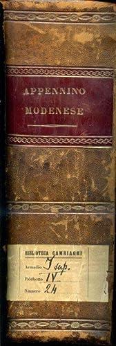L'Appennino Modenese descritto ed illustrato