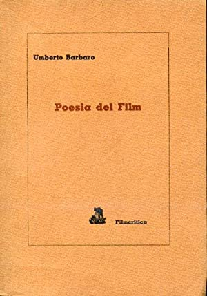 Poesia del Film: Barbaro Umberto