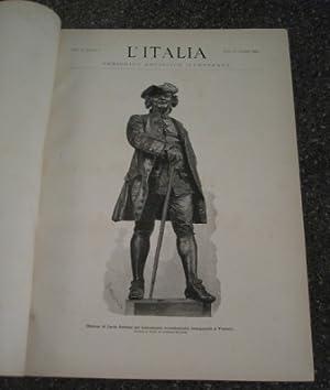 L'Italia. Periodico artistico illustrato