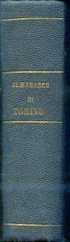 Almanacco di Torino. Compilato per cura di: Dori Pio Terenzio