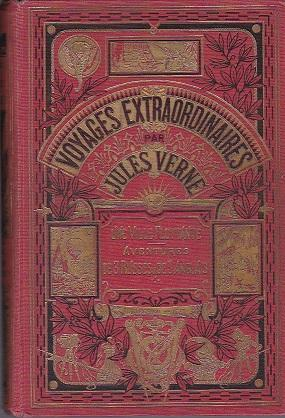 Une Ville Flottante - Les Forceurs de: Verne Jules