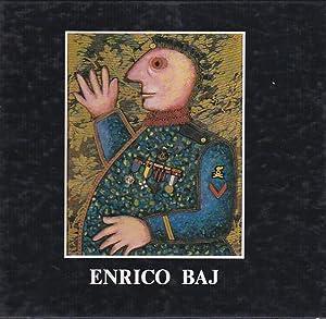 Enrico Baj. Opere 1960 - 1989. 28: Dragone Angelo (a