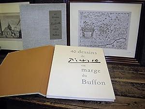 40 dessins en marge du Buffon: Picasso Pablo