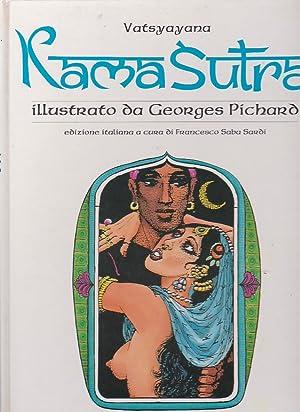 Kama Sutra. Illustrato da Georges Pichard. Edizione: Vatsyayana