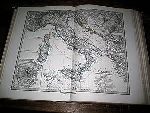 Hand Atlas über alle Theile der Erde: Stieler Adolph