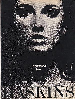 November Girl: Haskins Sam