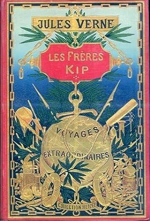 Les Frères Kip. Illustrations par George Roux.: Verne Jules