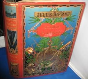 Seconde Patrie. Soixante - huit illustrations par: Verne Jules
