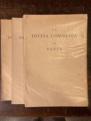 La Divina Commedia: Dante