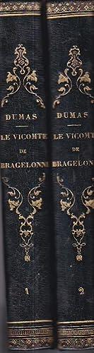 Le Vicomte de Bragelonne: Dumas Alexandre (padre)