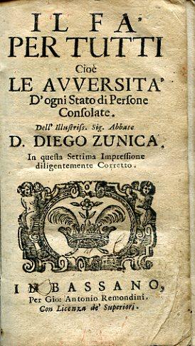 Il Fa' per Tutti cioè le Avversità: Zunica Diego