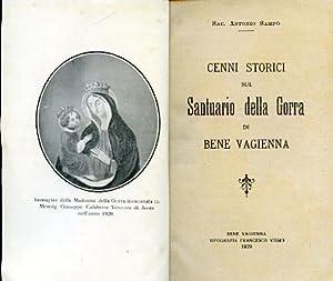 Cenni storici sul Santuario della Gorra di Bene Vagienna: Sampò Antonio