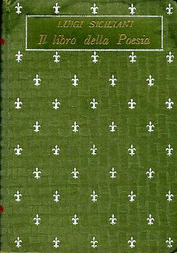 Il libro della Poesia. Fregi di Duilio: Siciliani Luigi