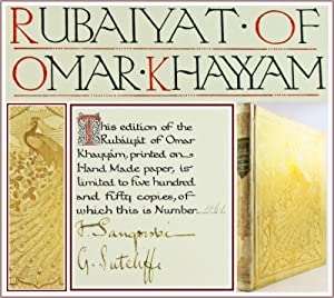 RUBAIYAT OF OMAR KHAYYAM TRANSLATED INTO ENGLISH: F.SANGORSKI AND G.