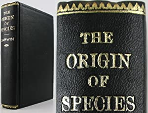 ON THE ORIGIN OF SPECIES BY MEANS: Darwin, Charles