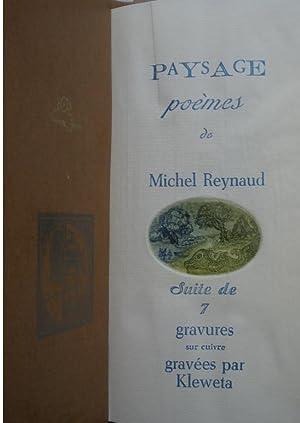 Paysage.: Reynaud (Michel)