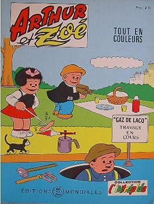 Arthur et Zoé. N°32.: Bushmiller (Ernie)