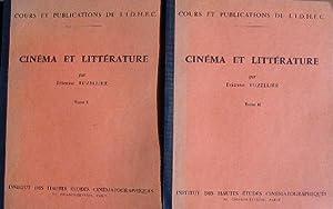 Cinéma et littérature.: Fuzellier (Etienne)