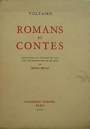 Romans et contes.: Voltaire