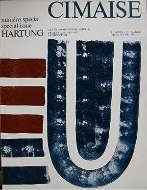 Hans HARTUNG.: Cimaise] Collectif