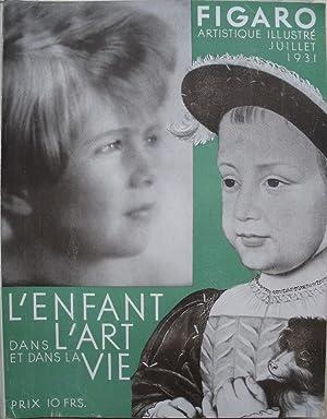 L'enfant dans l'art et dans la vie.: Collectif