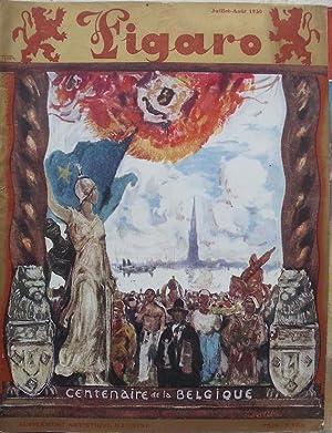 Le centenaire de l'indépendance belge. - Figaro: Collectif